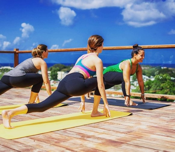 Santosha Yoga Barbados